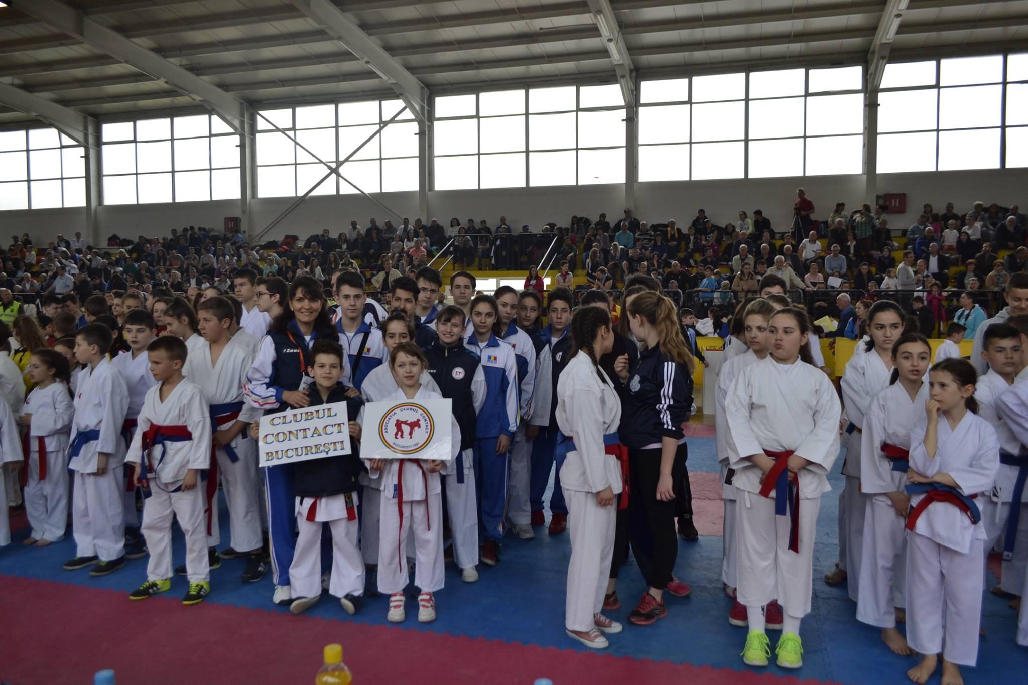club karate bucuresti sector 6